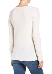 James Perse Thermal Cashmere Tee