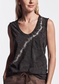 James Perse TIE DYED VINTAGE TANK