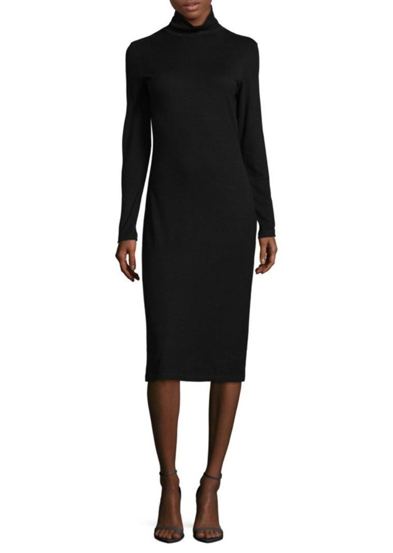 b39cbb07d36c On Sale today! James Perse Turtleneck Midi Dress