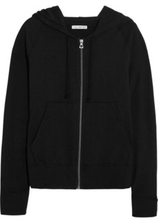 James Perse Vintage Supima Cotton-jersey Hoodie