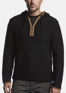 James Perse WOOL BLEND HOODIE