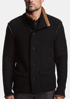 James Perse WOOL BLEND SWEATER JACKET