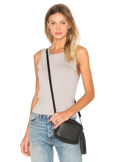 James Perse Wrap Back Tank