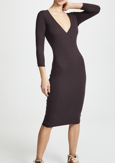James Perse Wrap Dress