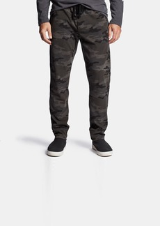James Perse Y/OSEMITE CAMO SWEATPANT