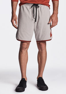 James Perse Y/OSEMITE GRAPHIC BASKETBALL SHORT