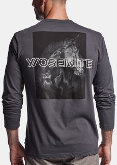 James Perse Y/OSEMITE HORSE GRAPHIC CREW