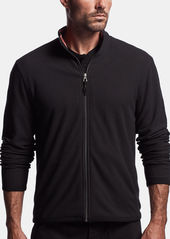 James Perse Y/OSEMITE JERSEY LINED MESH ZIP-UP