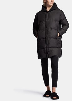 James Perse Y/OSEMITE MIXED MEDIA PUFFER COAT