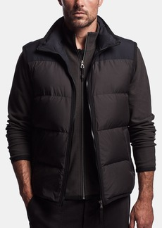 James Perse Y/OSEMITE TWO-TONE PUFFER VEST