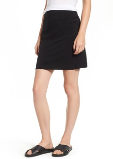 James Perse Zip Panel Skirt