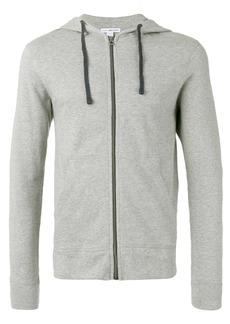 James Perse zipped hoodie - Grey