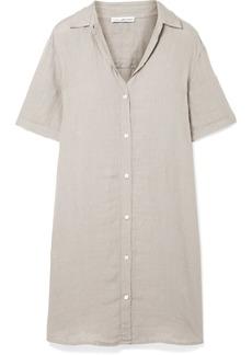 James Perse Linen mini dress