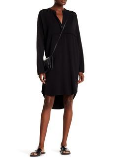 James Perse Long Sleeve Tunic Dress
