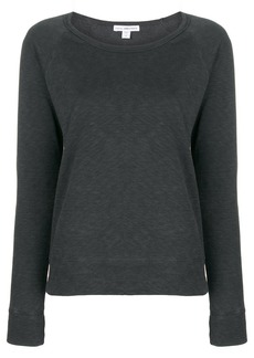 James Perse longsleeved sweatshirt