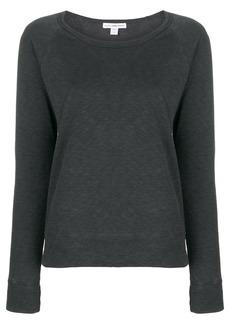 James Perse longsleeved sweatshirt