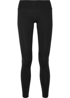 James Perse Panelled Stretch-jersey Leggings