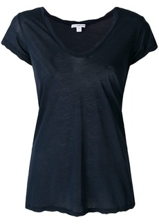 James Perse plunge neck T-shirt