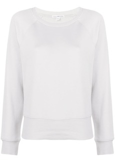 James Perse raglan sleeves sweatshirt
