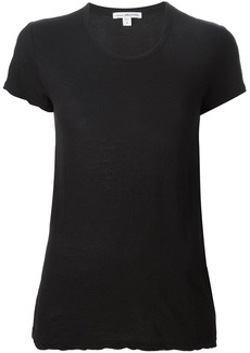 James Perse scoop neck T-shirt