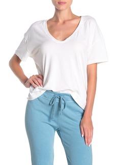 James Perse Short Sleeve Scoop Neck T-Shirt