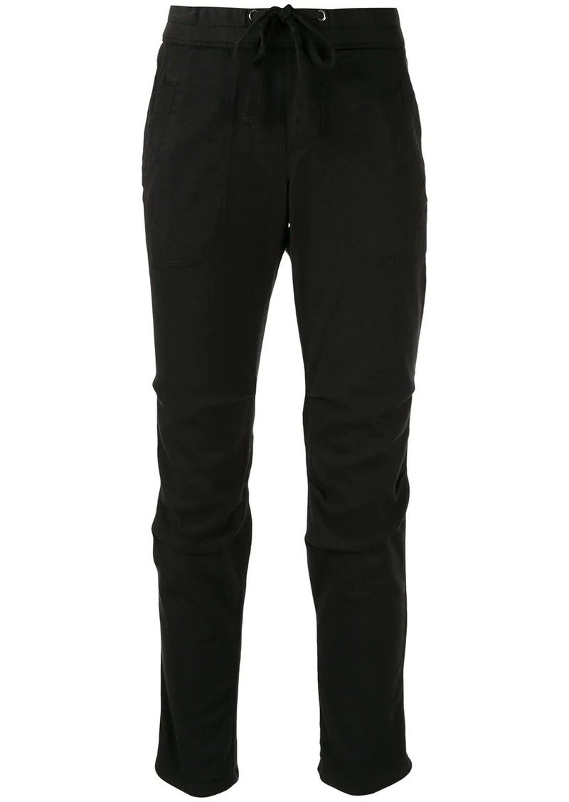 James Perse slim fit trousers