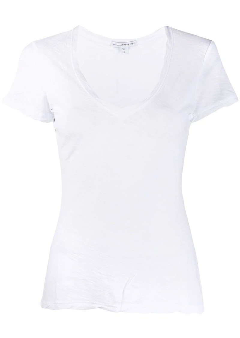 James Perse twist seam T-shirt