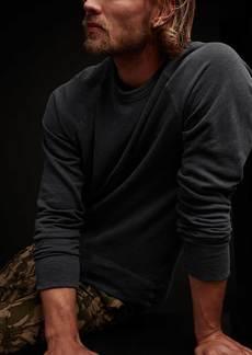 James Perse Vintage Fleece Sweatshirt - Deep Pigment