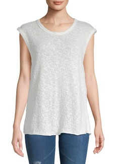 James Perse Web Jersey Cotton T-Shirt