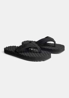 James Perse Y/OSEMITE Sport Flip Flop  Womens - Black/Black