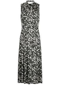 Jason Wu abstract print dress
