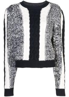 Jason Wu cable knit jumper