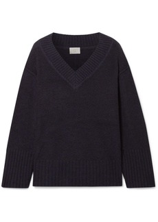 Jason Wu Cashmere And Wool-blend Sweater