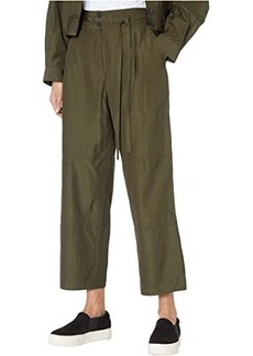 Jason Wu Cropped Workear Pants