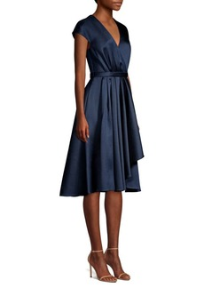 Jason Wu Evening Cap Sleeve Cocktail Dress