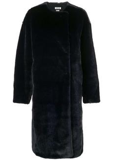 Jason Wu faux fur coat