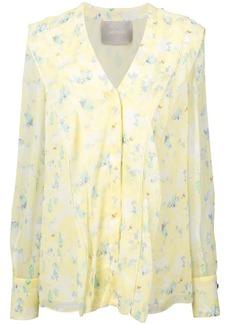 Jason Wu floral blouse