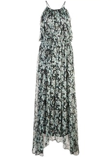 Jason Wu floral flared maxi dress