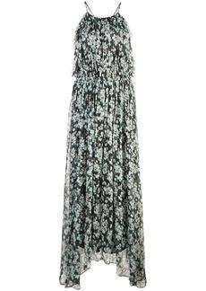 Jason Wu floral flared maxi dress