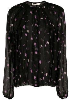 Jason Wu floral print blouse