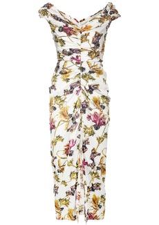 Jason Wu floral-print dress