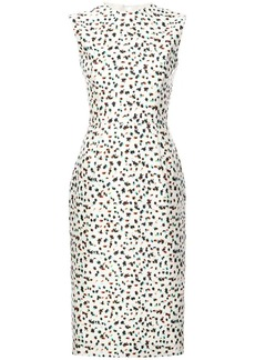 Jason Wu floral print sleeveless dress