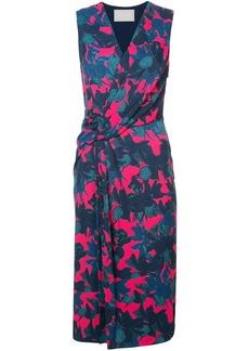 Jason Wu floral print wrap dress