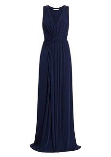 Jason Wu Fluid Jersey Gown