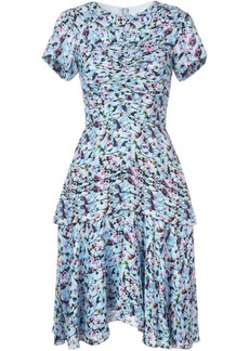 Jason Wu gathered floral dress