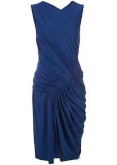 Jason Wu gathered sleeveless dress