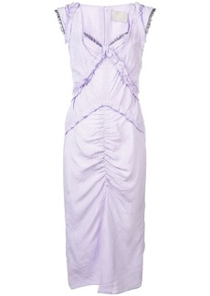 Jason Wu gingham check dress