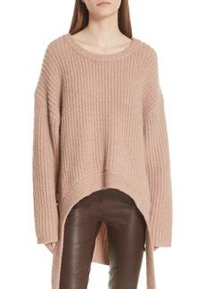 GREY Jason Wu Olympia Merino Wool Blend Sweater