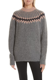GREY Jason Wu Olympia Wool Blend Sweater