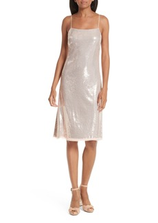 GREY Jason Wu Sequin Slipdress
